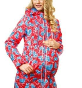 Куртка для беременных - слингокуртка