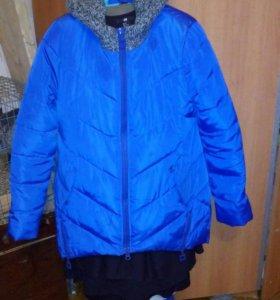 Демисизонняя курточка
