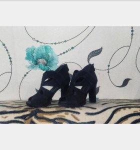 Туфли(замша)
