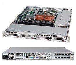 Server supermicro 1U 2xxeon E5620 64gb, 4x1TB