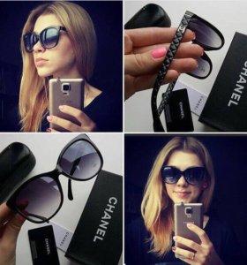 Шикарные очки Chanel