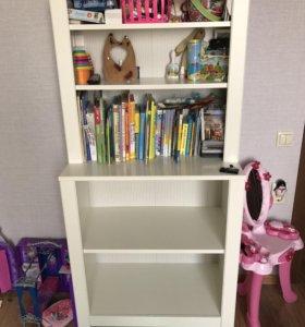 Шкаф для игрушек и книг Хенсвик