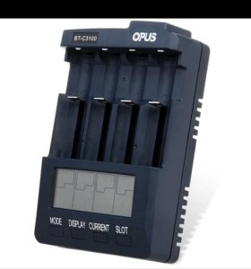 Универсальное зарядное устройство Opus BT C3100