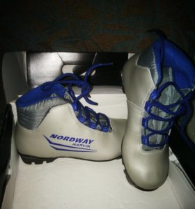 Ботинки лыжные. Nordway. 36 размер.