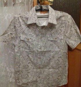 Новая рубашка.