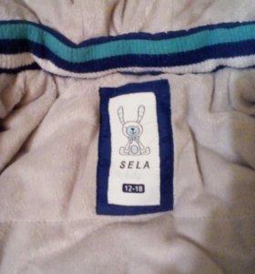 Курточка для мальчика 1 год