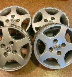 Заводские литые диски