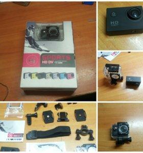 Экшен камера sj 4000