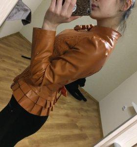 Куртка полусапожки сумка