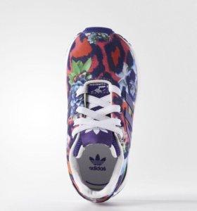 Кроссовки adidas zx flux el i