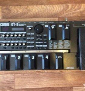 Процессор гитарных эффектов