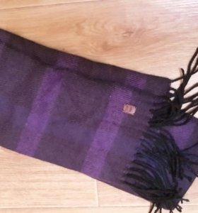 Шапка и шарф женский и шарф мужской