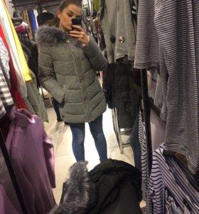 куртка абсолютно новая