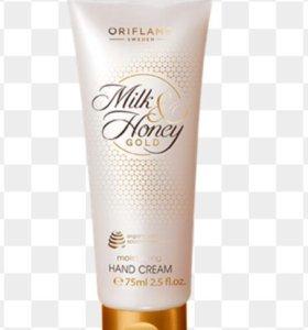 Крем для рук молоко и мед