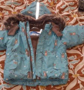 Зимний комплект лесси