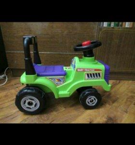 Детская машинка Traktor