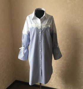 Рубаха платье