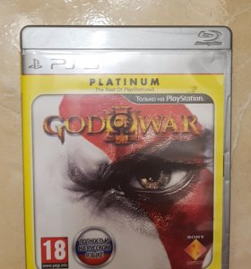 "Игра для PS3 ""God of war"""