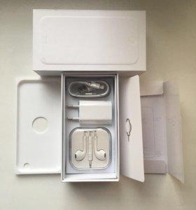 iPhone 6 коробка и аксессуары