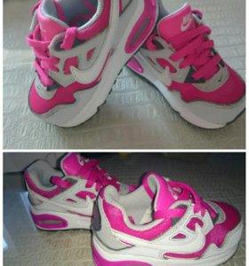 Кроссовки Nike Air Max, ботинки весна/осень