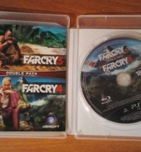 Игра для Ps 3 far cry 3/4.