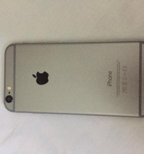 iPhone 6, 16Gb , Space Gray