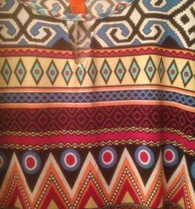Блуза легкая 46-48