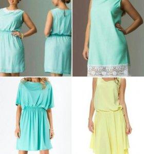 Легкие красивые платья