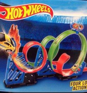 Трек hot wheels хот вилс