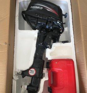 Лодочный мотор HIDEA 5 л.с. 4 такта