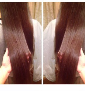 Полировка волос 💆🏻