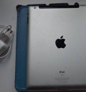 iPad 3 32GB Wi-fi+ Cellular Retina (белый)