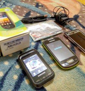 Sony Xperia M + Samsung Galaxy Mini + Samsung C330