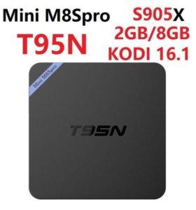 OTT TV BOX T95N mini M8S pro