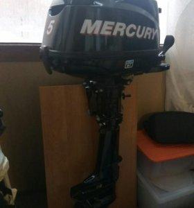 MERCURY F5M лодочный мотор