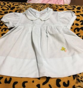 Платья на лето для девочки 74-86