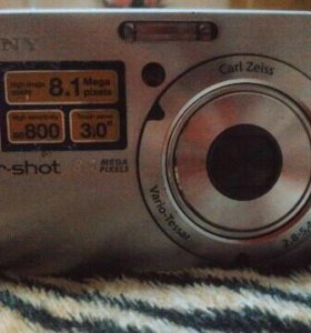 Камера Sony Cyber-shot DSC-N1