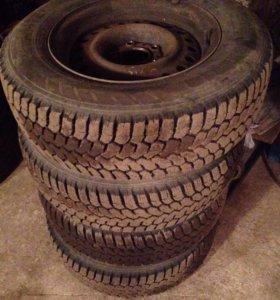 Зимние колеса на бмв