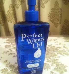 SHISEIDO гидрофильное масло Perfect Watery Oil
