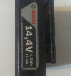 Аккумулятор для Bosch