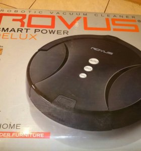 Робот-пылесос Rovus Smart Power Delux S560