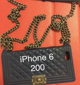 Кейсы айфон 6
