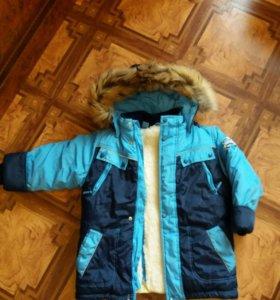 Куртка зимняя.р.110