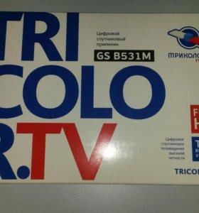 Комплект спутникового ТВ Триколор.