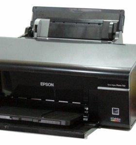 Принтер Epson T50 c СНПЧ