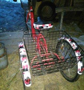 Трехколесный велосипед Stels Energy I