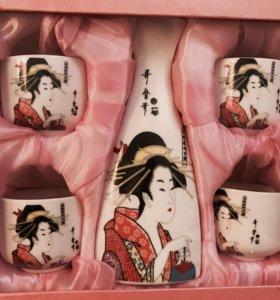 Подарочный набор для сакэ