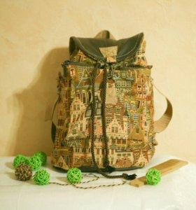 Рюкзак ручной работы