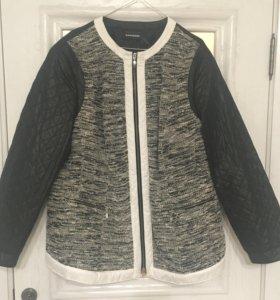 Куртка весенняя Samoon 58-60 р-р