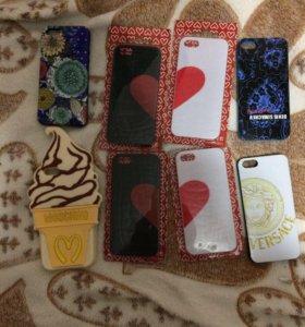 Чехлы (кейсы) на iPhone 5s